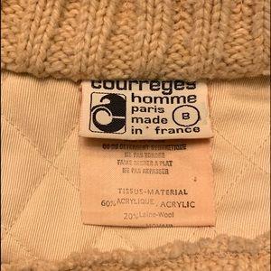 Courrges Homme Paris